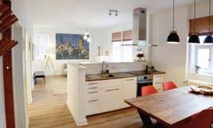 Komfortable Ferienwohnungen in Schlitz: Das Appartement Gräfin Anna für 1-4 Personen