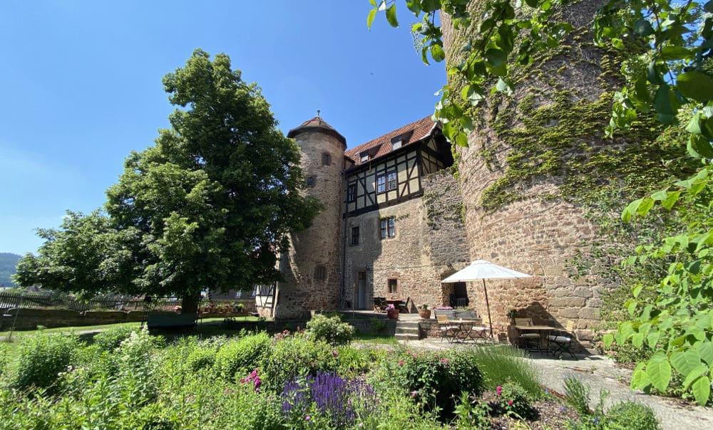 Garten Hinterburg Ferienappartements